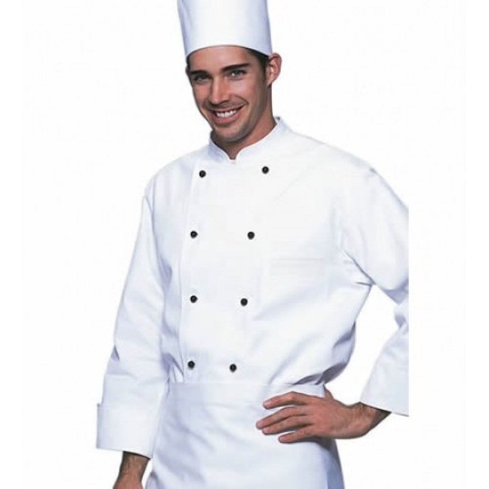Beyaz Aşcı Ceketi