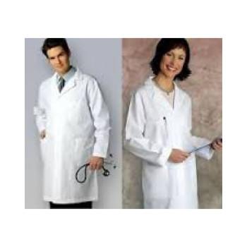 Ceket Yaka Doktor Önlüğü