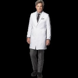 Beyaz Erkek Doktor Önlüğü Uzunboy