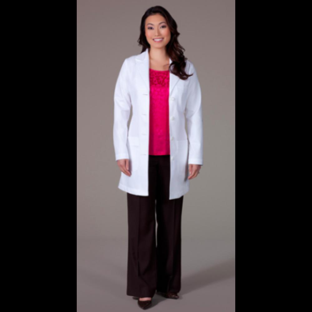 Beyaz Ceket Yaka Doktor Önlüğü