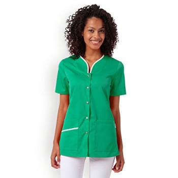 Yeşil Estetisyen Forma-Takım